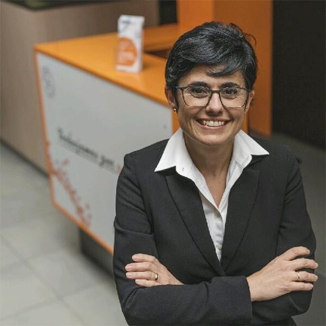 presidenta-Asociación Parkinson Madrid